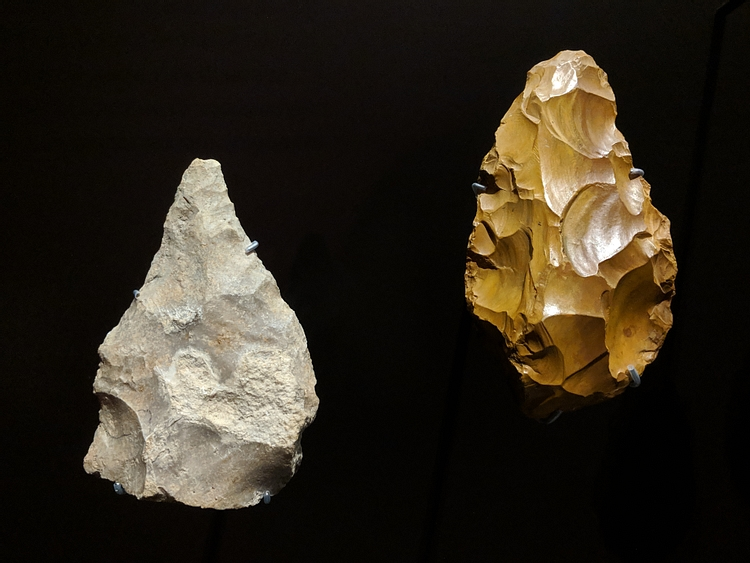 Early Prehistoric Handaxes