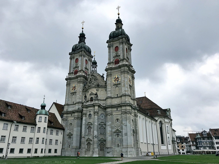Abbey Cathedral of Saint Gall