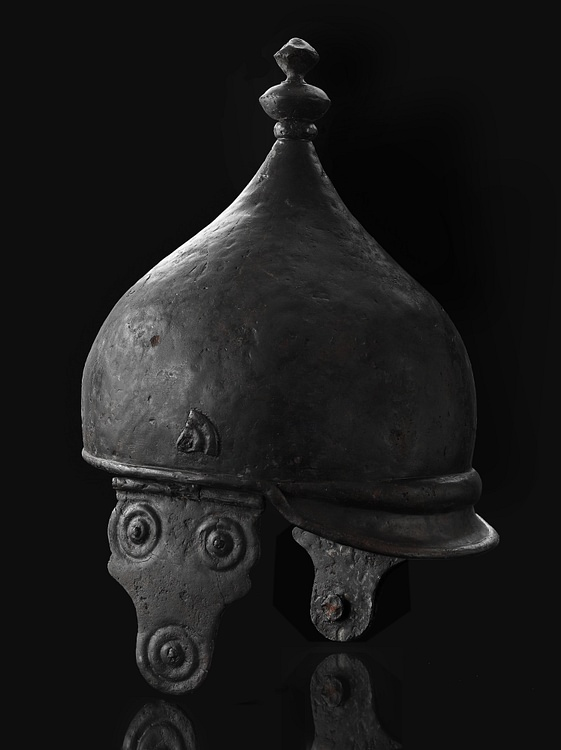 Celtic Helmet, 350 BCE