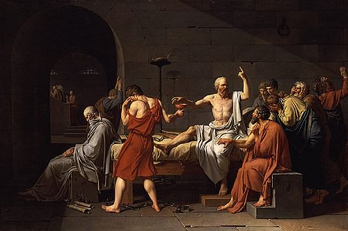 The Last Days of Socrates - Plato's Greater, Better World