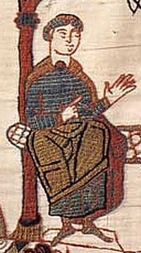 Bishop Odo, Bayeux Tapestry