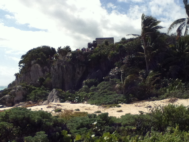 Temple of the Winds, Tulum