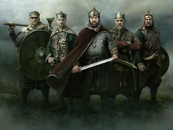 Viking Raids in Britain - World History Encyclopedia