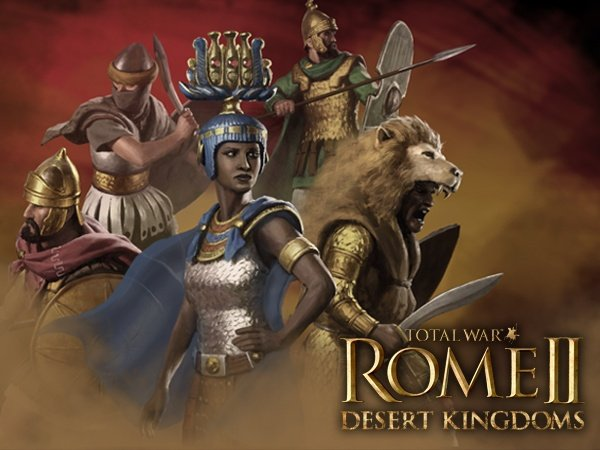 Total War Rome II: Desert Kingdoms