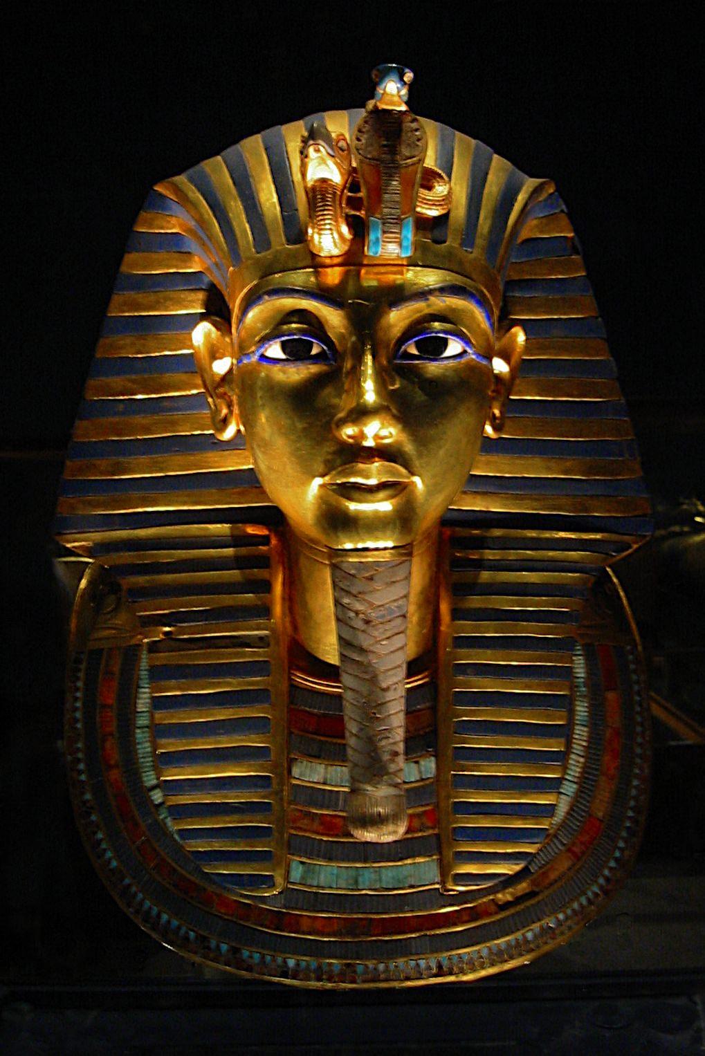 tutankhamen death The gold burial death mask of tutankhamun honored the young pharaoh after his untimely death credit: dreamstime though the famed egyptian pharaoh king tutankhamun died more than 3,300 years ago.