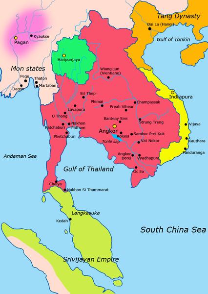 Khmer Empire Temples Khmer Empire c