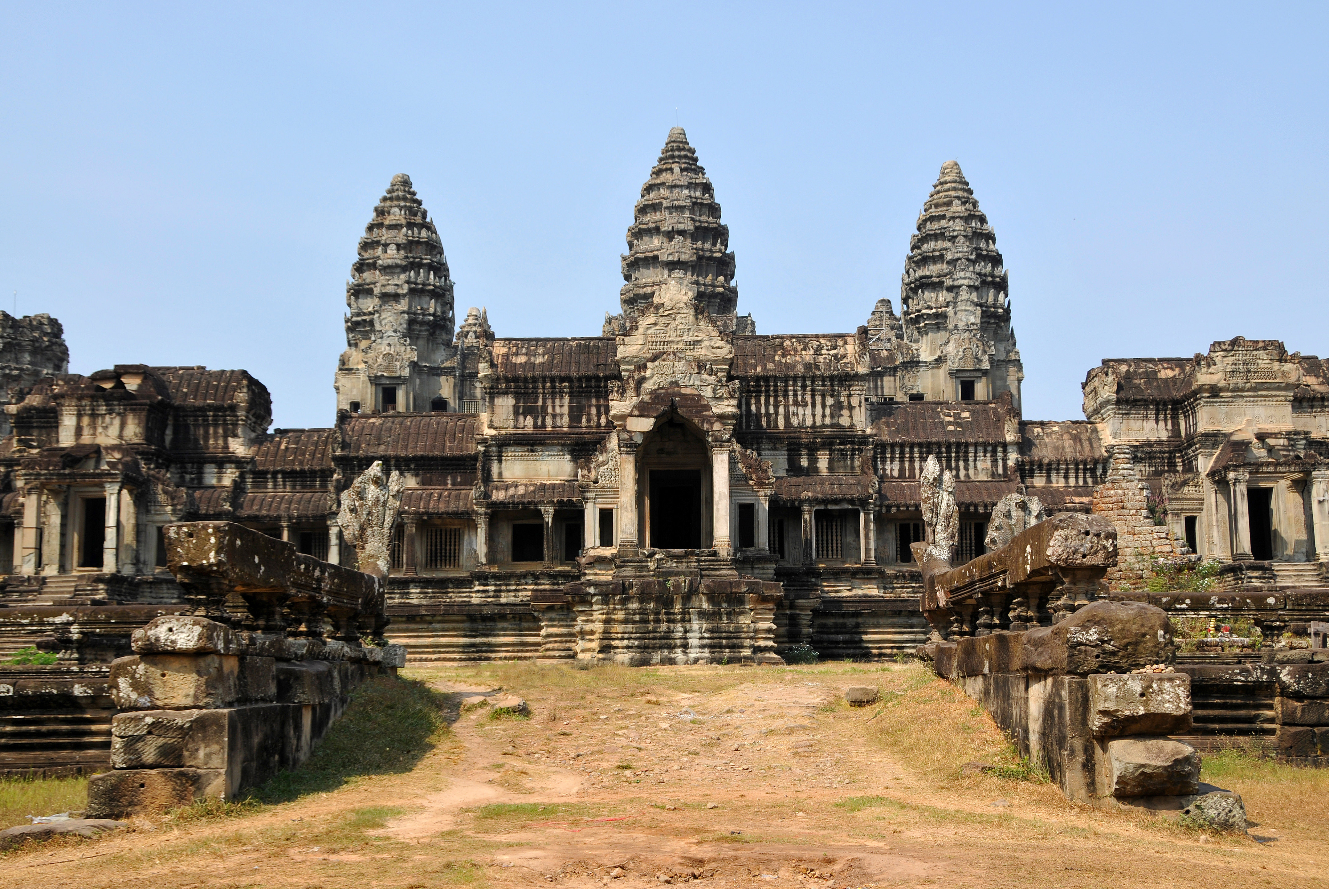 Khmer Empire - Ancient History Encyclopedia