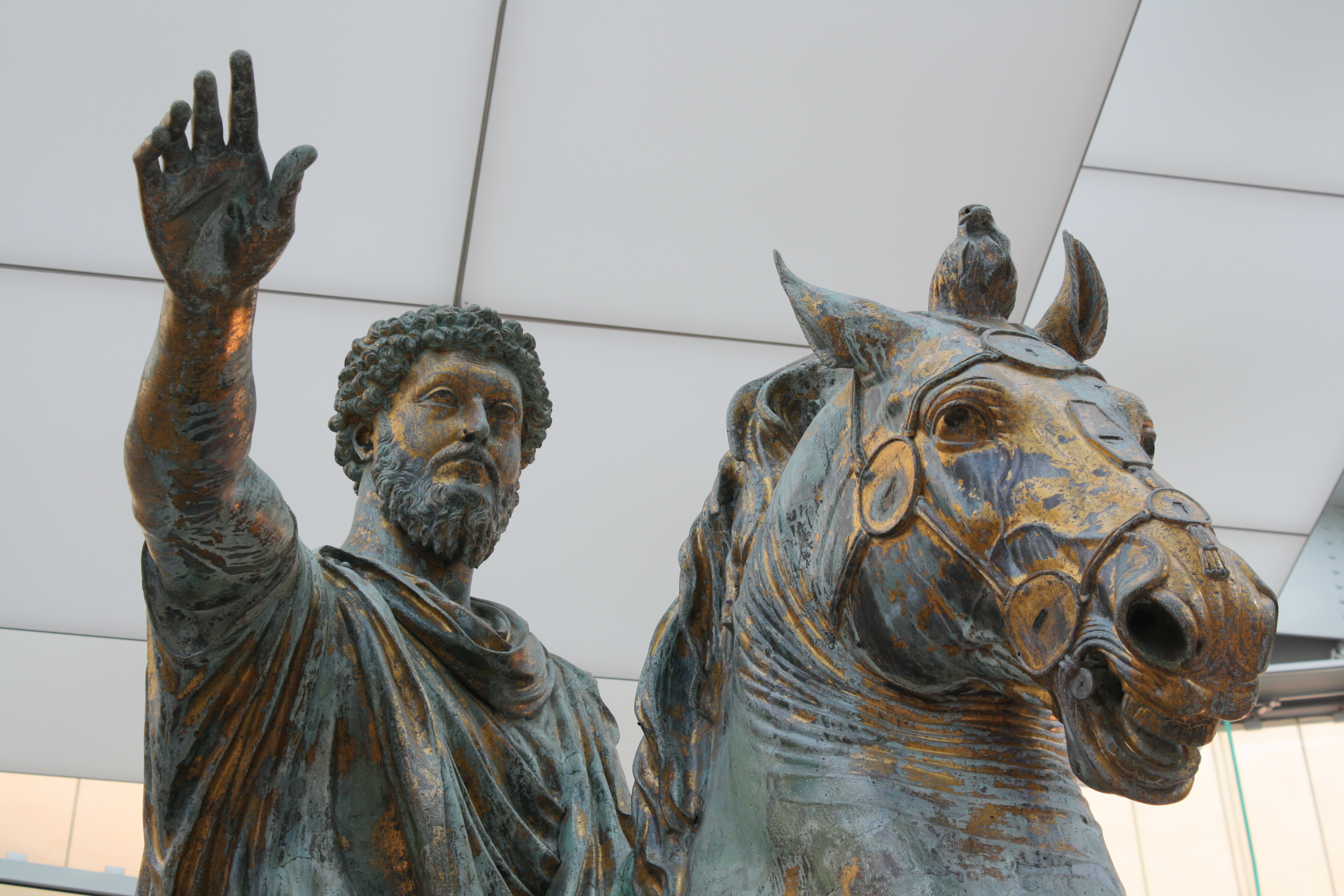 Marcus Aurelius Illustration Ancient History Encyclopedia