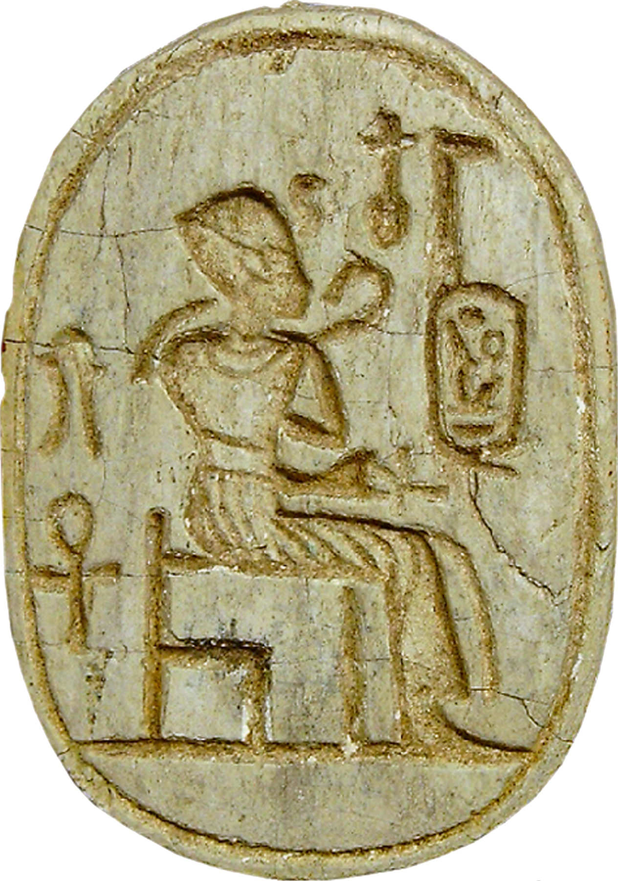 The ankh ancient history encyclopedia during the amarna period 1353 1336 bce when akhenaten banned the cult of amun along with the rest of the gods and raised the god aten as the sole god biocorpaavc