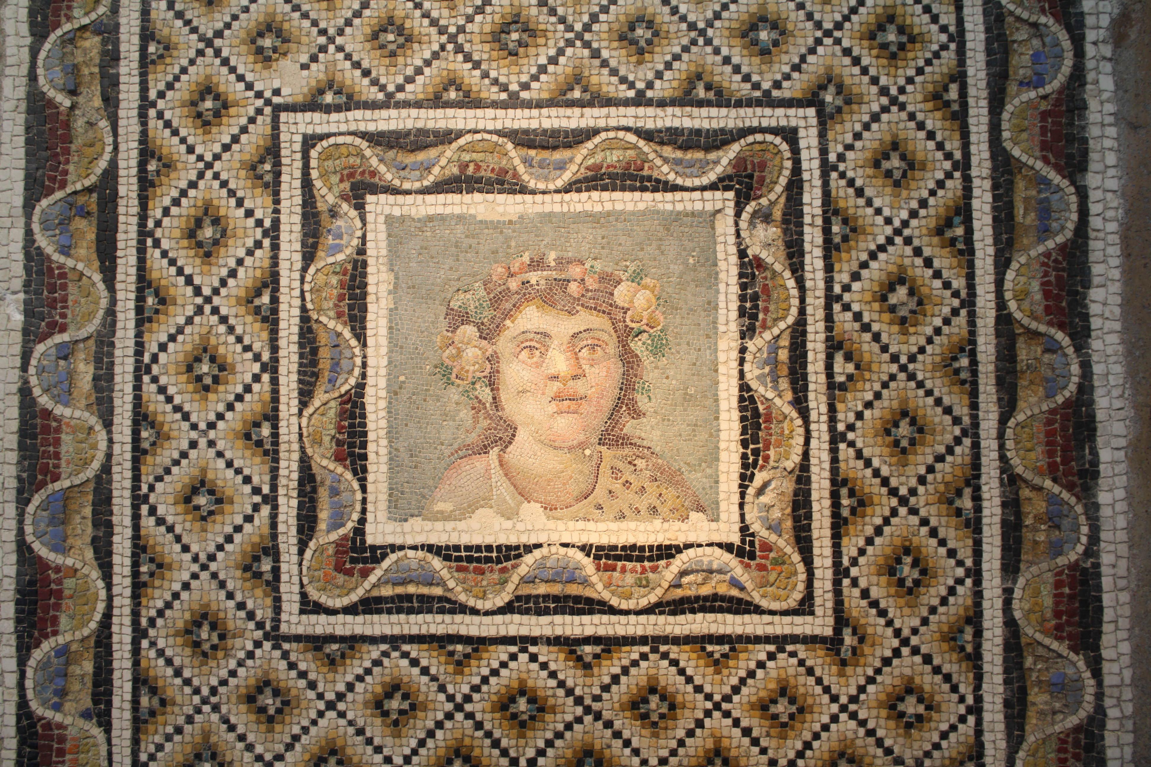 Roman mosaics article ancient history encyclopedia roman floor mosaic dailygadgetfo Image collections