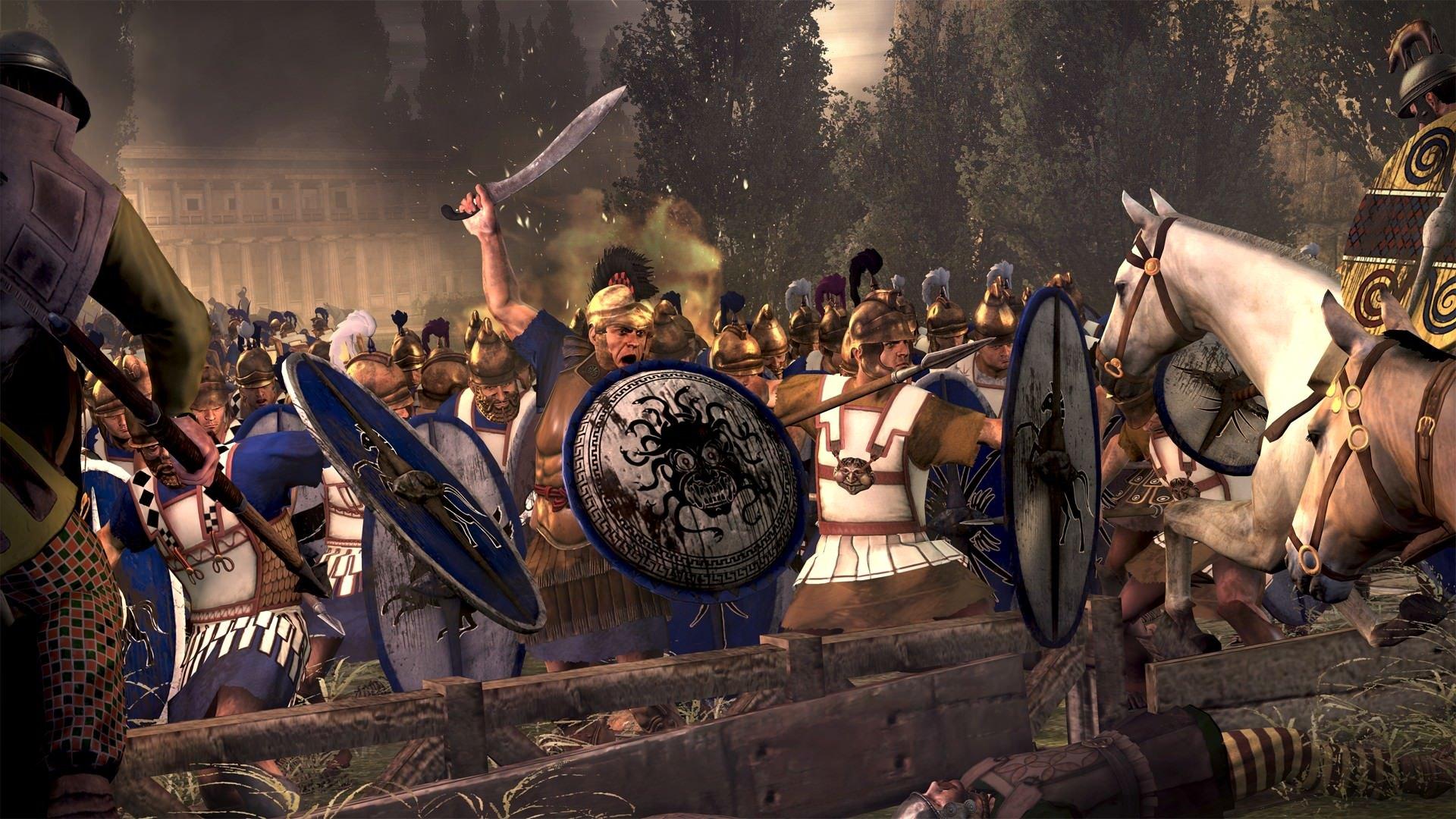 Řecké bitvy
