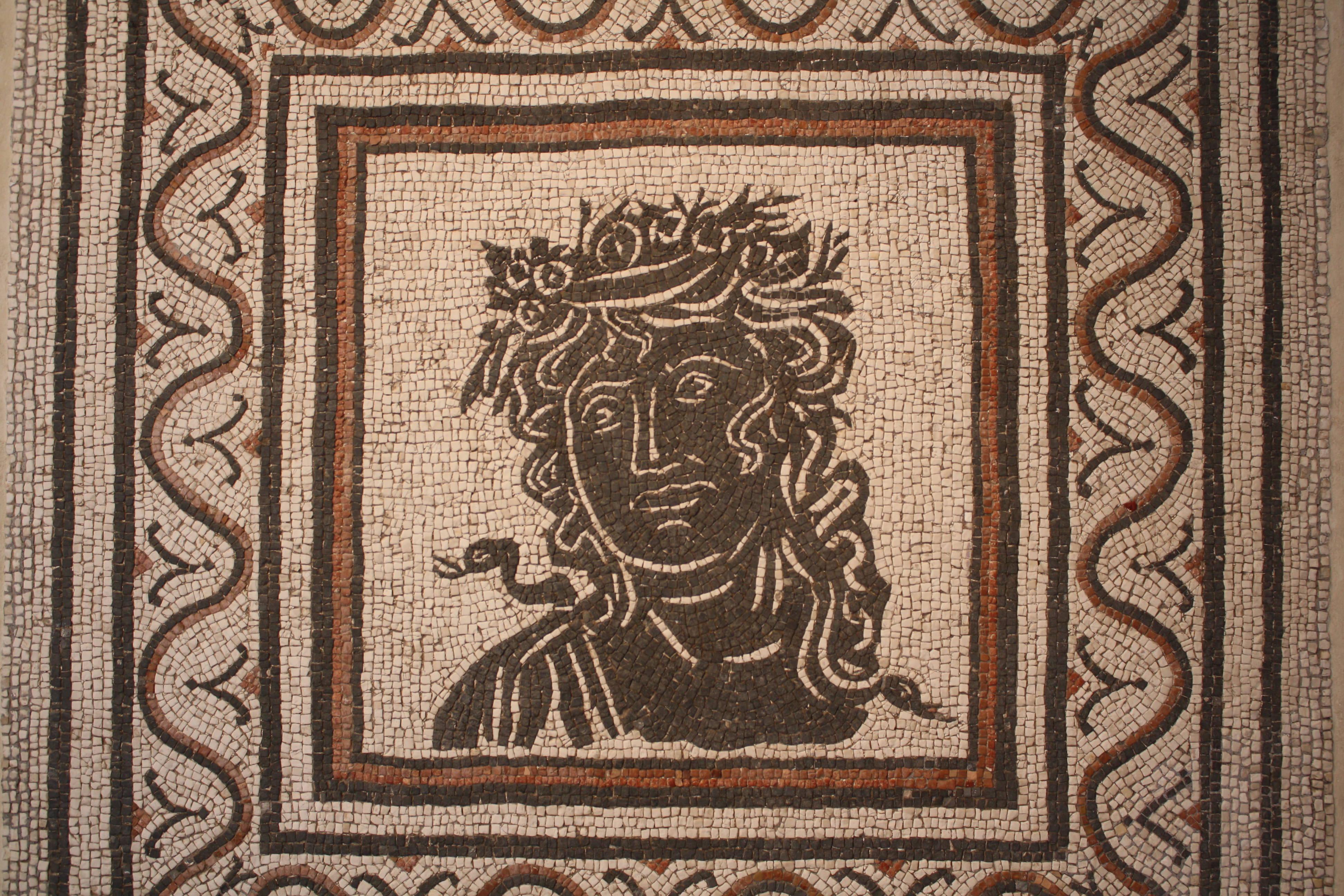 roman mosaic - Ancient Rome Designs