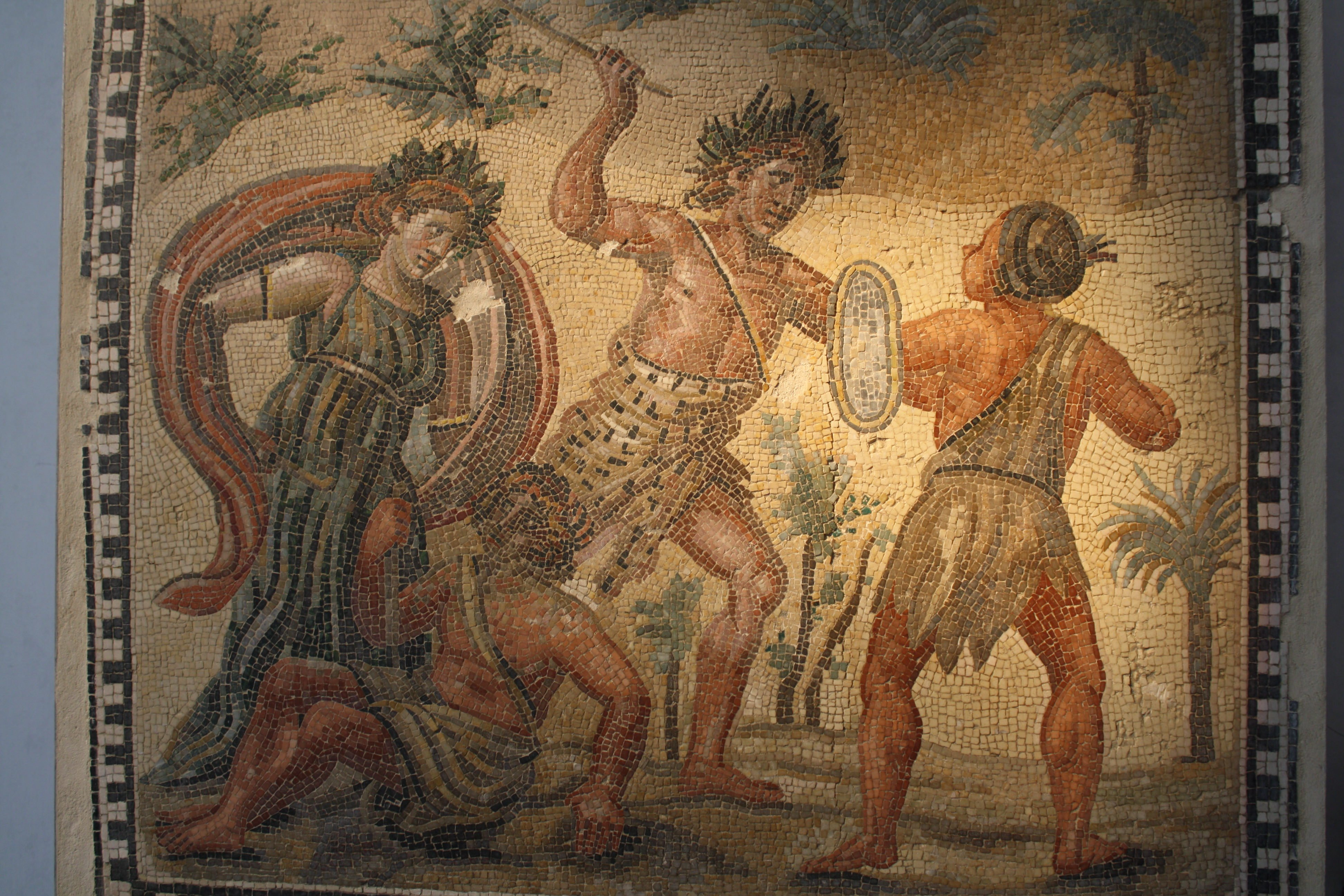 Roman art for Ancient roman mural