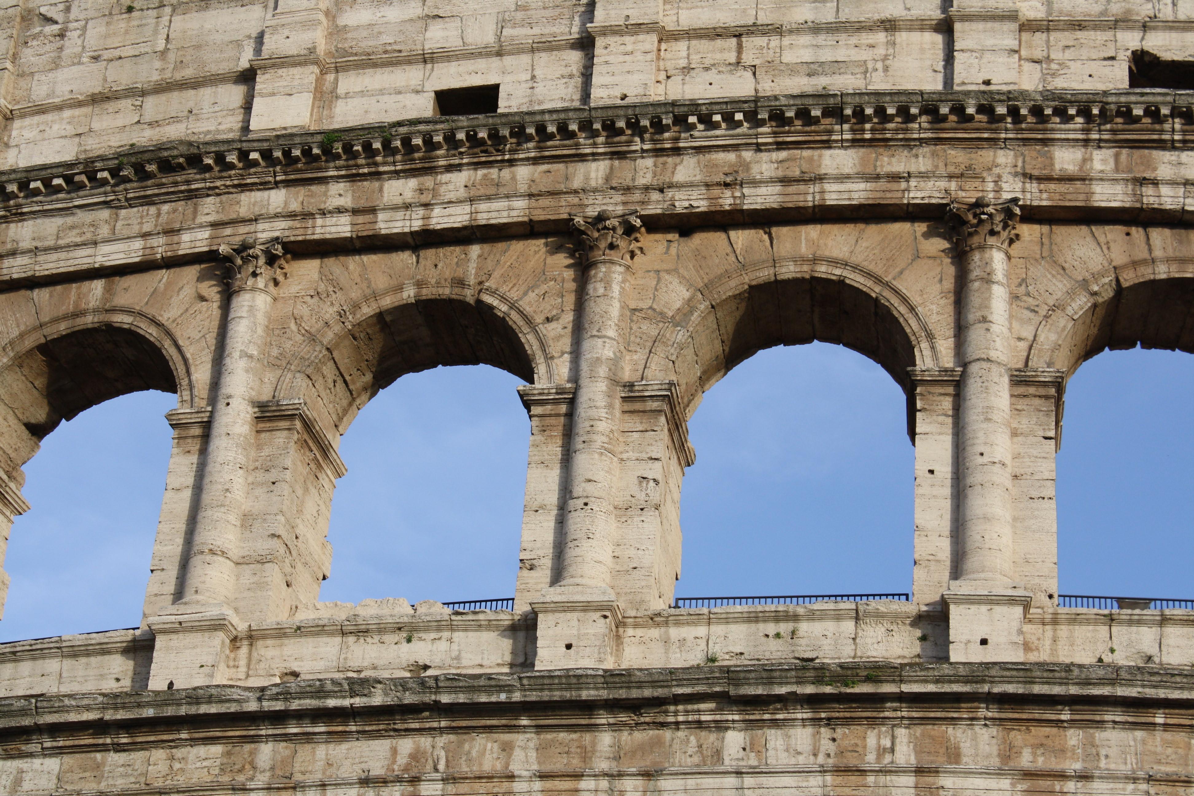 Pilaster Columns () · Roman Architecture ...
