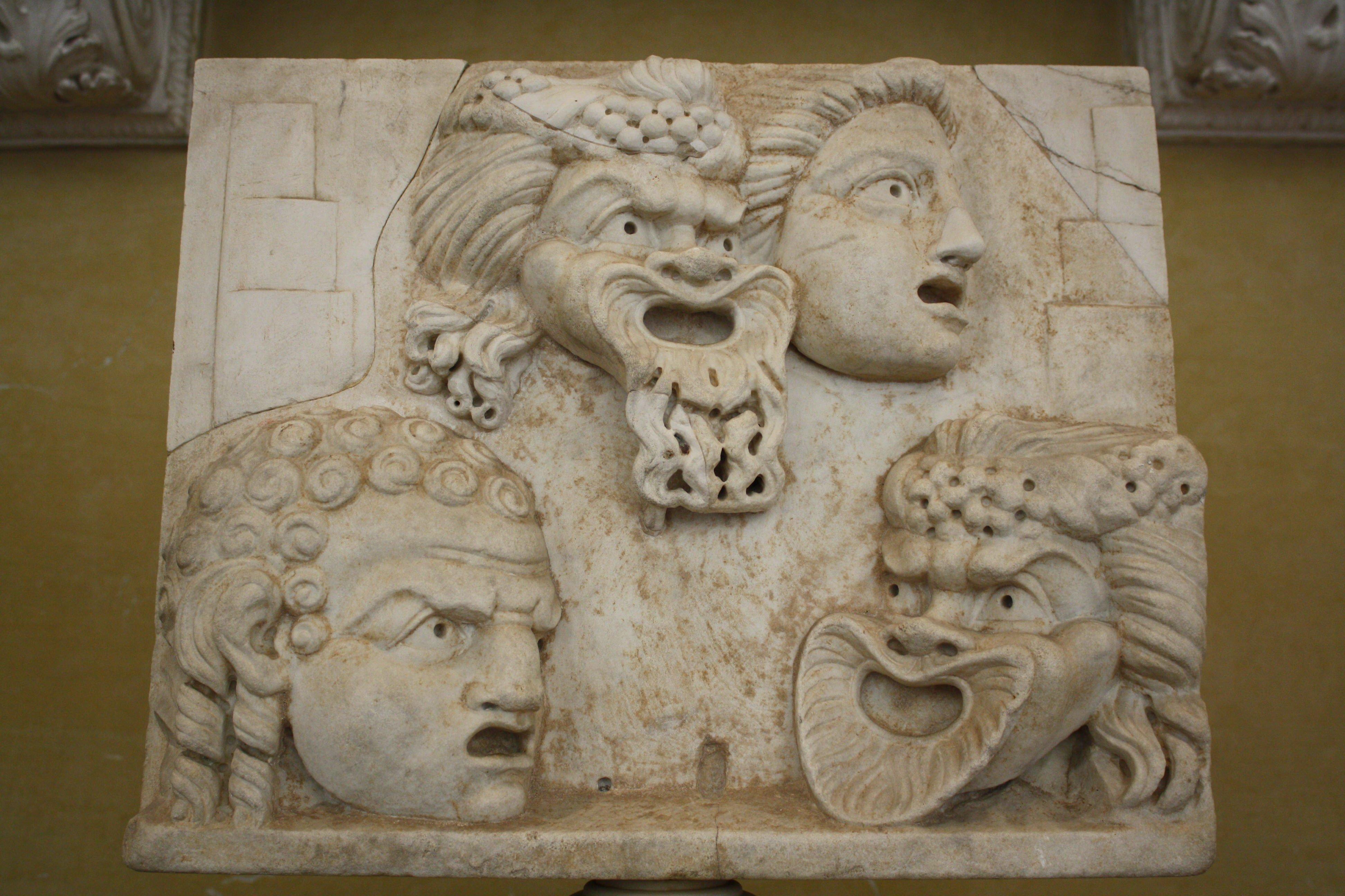 Ancient Greek Comedy - Ancient History Encyclopedia