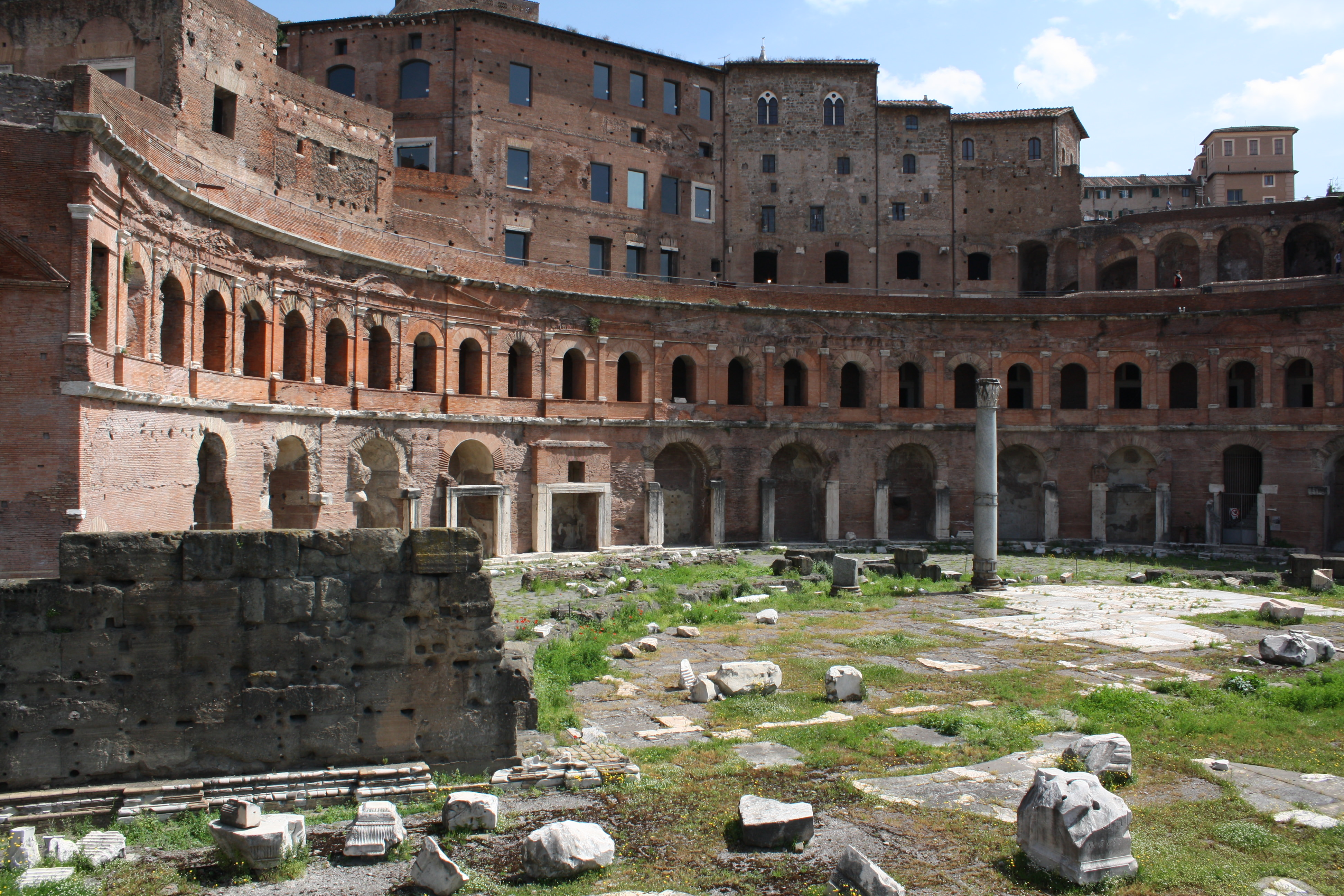 the roman baths at nimes essay The baths of caracalla were roman public baths,  an old roman aqueduct near nimes, france, ascribed to agrippa, son-in-law of augustus (19 bce) the.