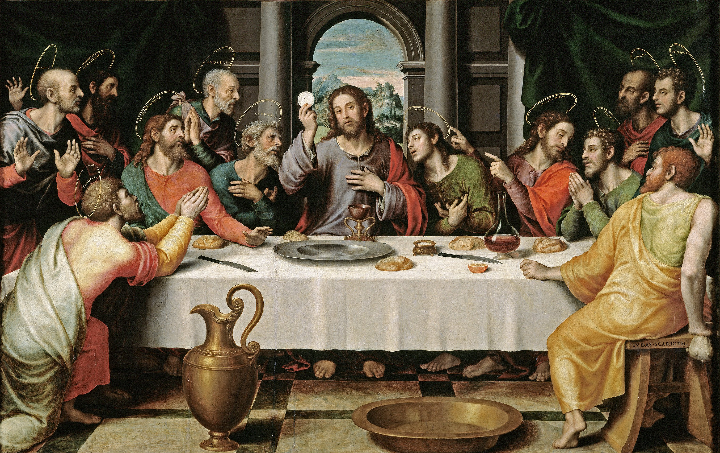 Research on jesus and administrators