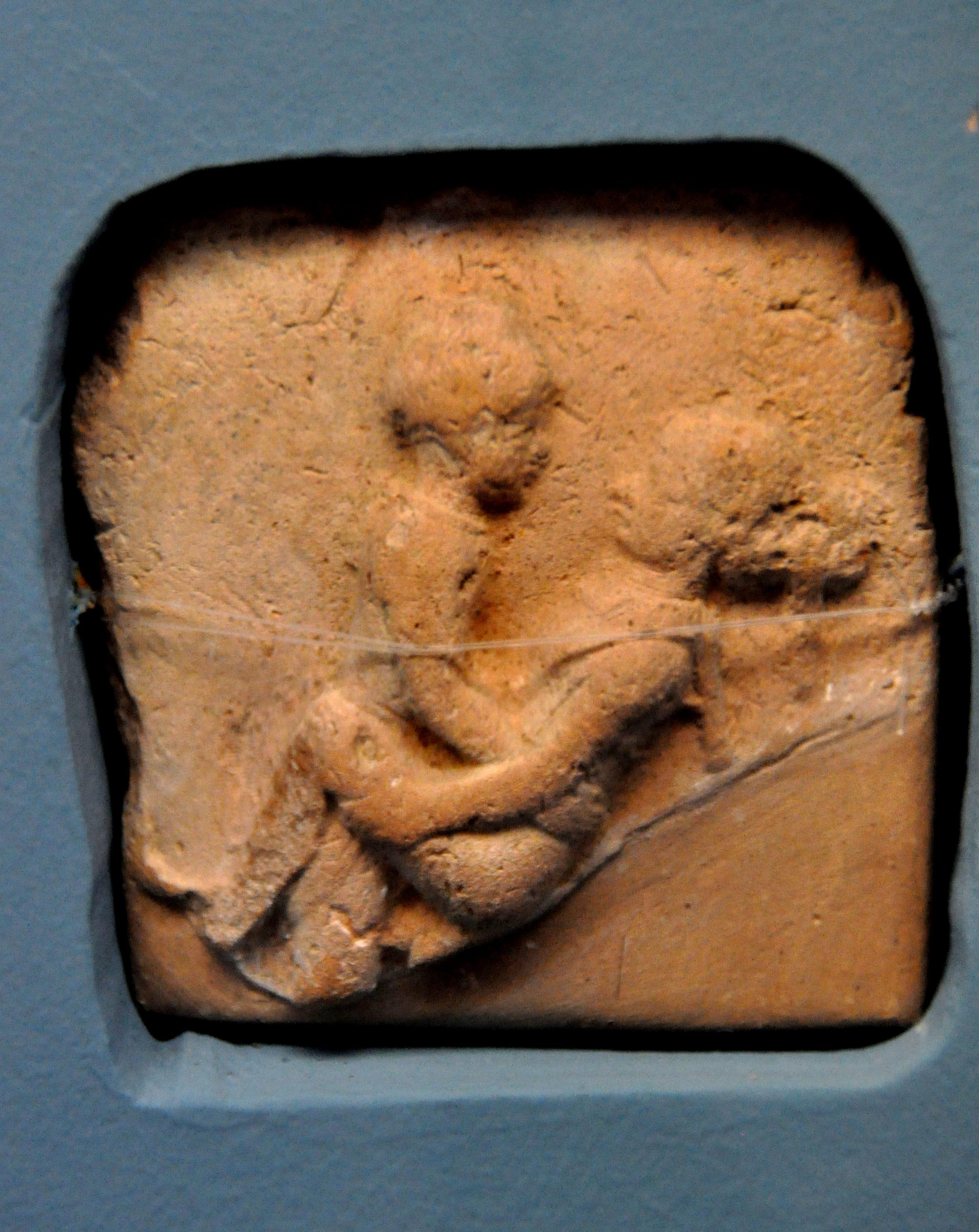 Erotic Plaque (Illustration) - Ancient History Encyclopedia
