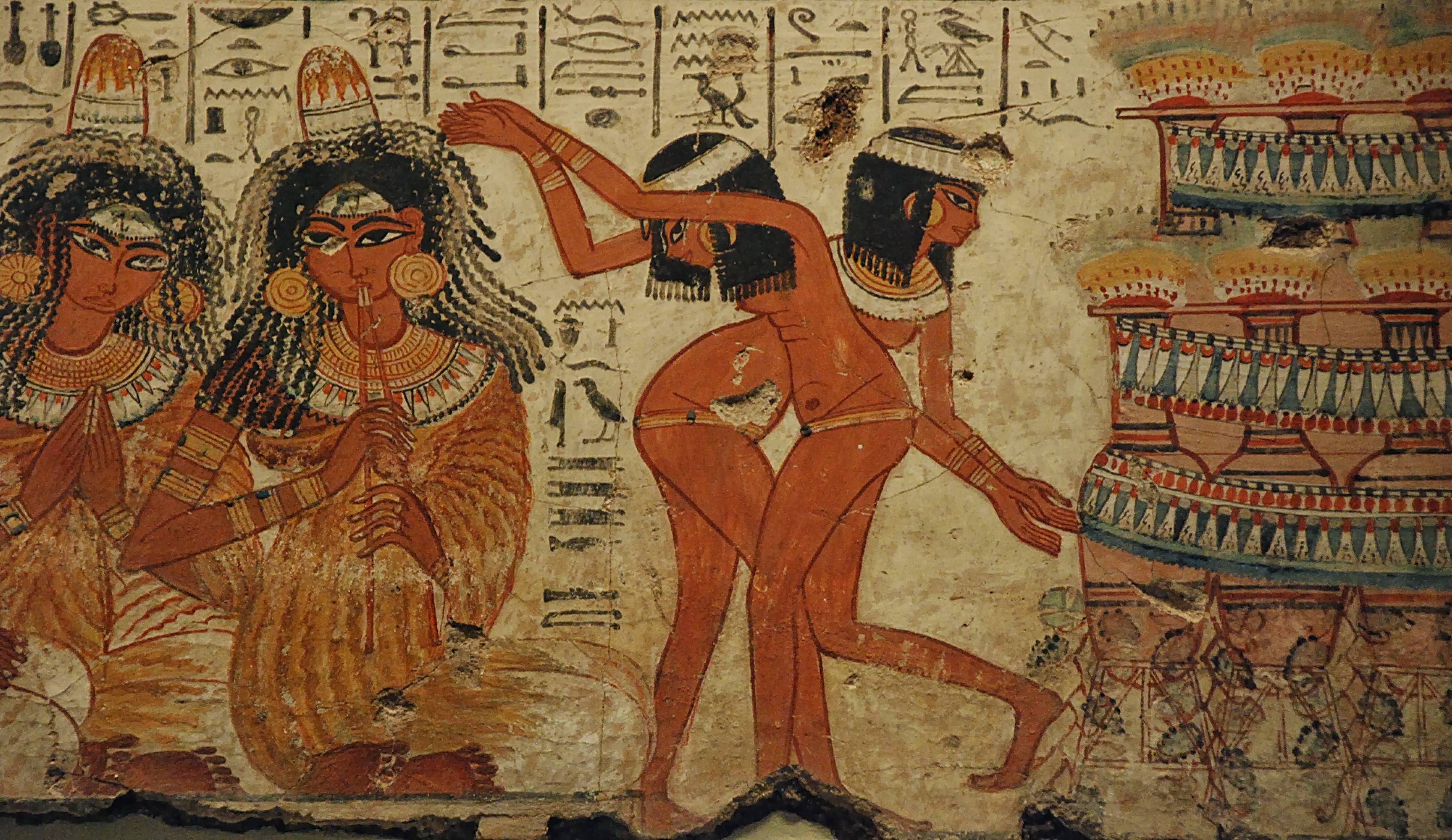 Marriage Work Egypt How Ancient Did In