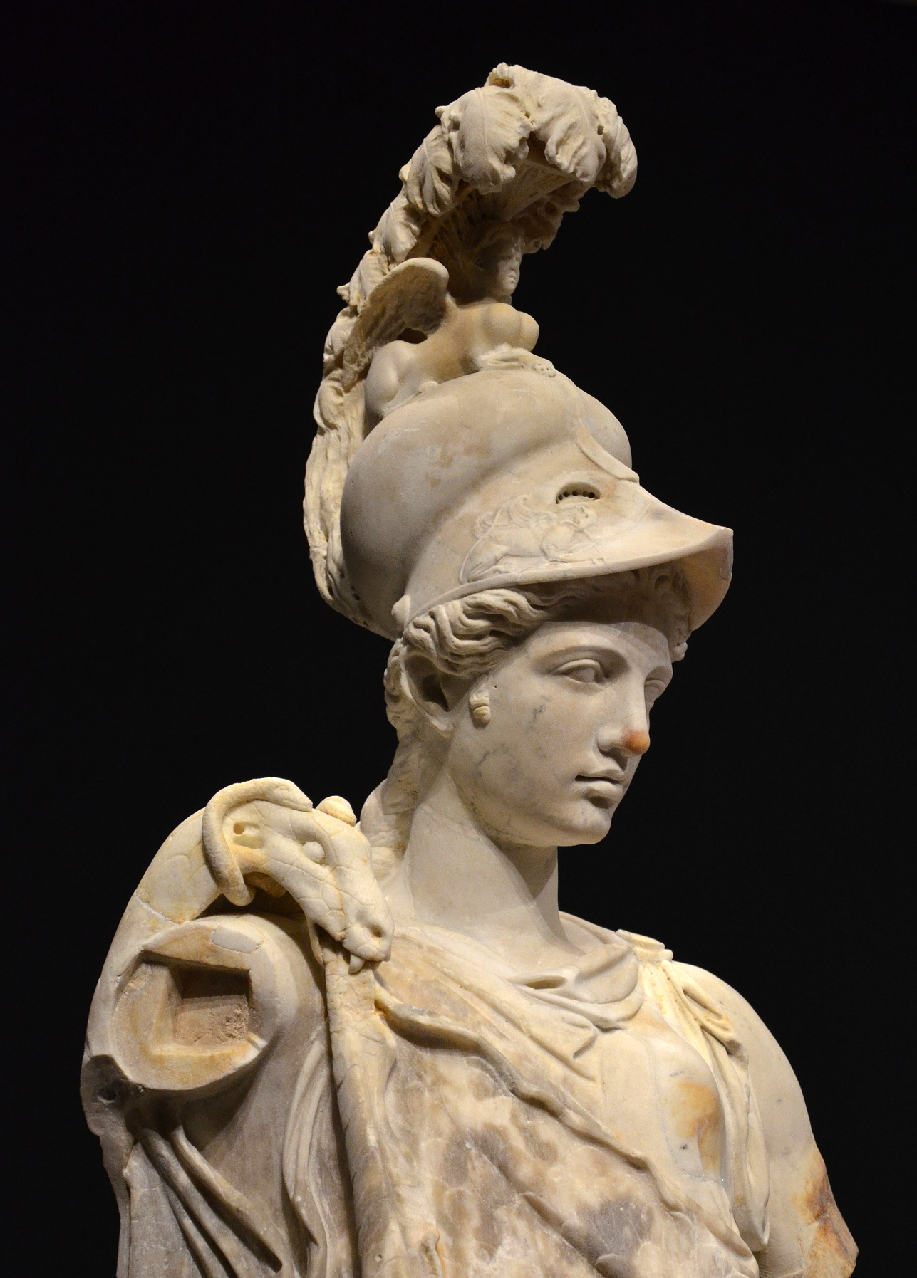 Athena - Ancient History Encyclopedia