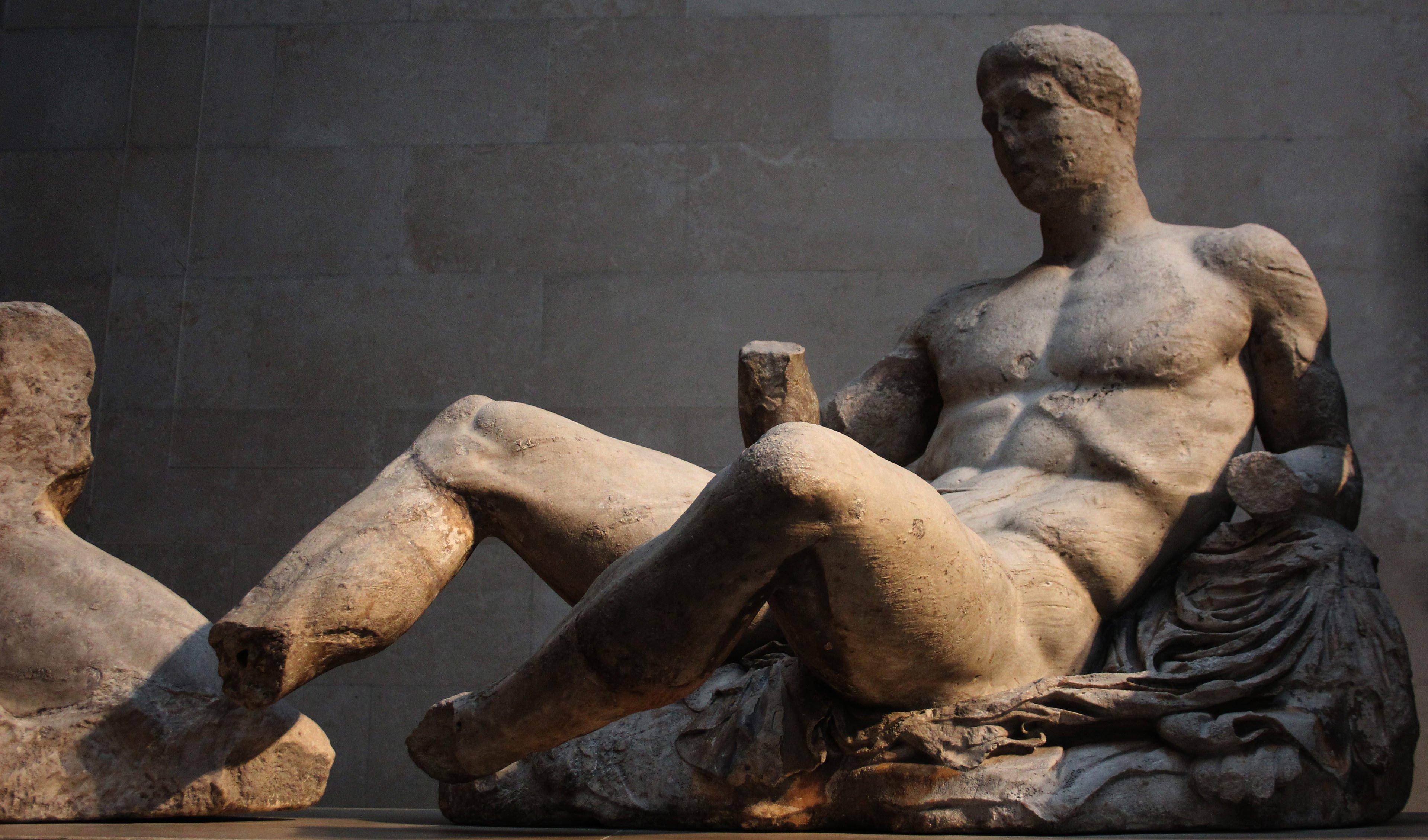 The Parthenon Sculptures (Article) - Ancient History Encyclopedia