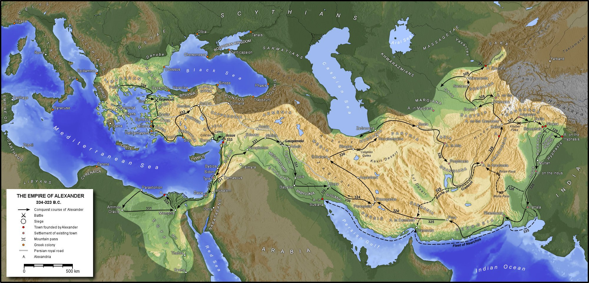 Geography Affected Ancient Greece