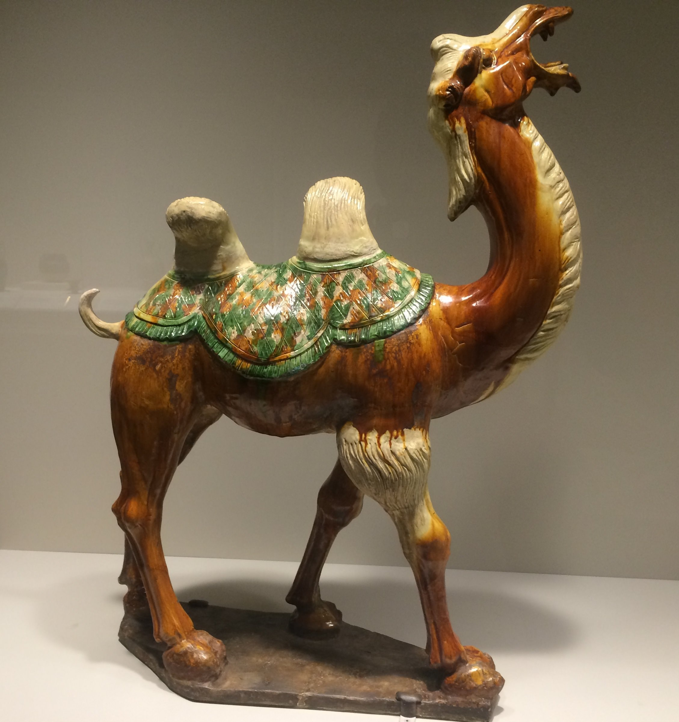 Tang dynasty ancient history encyclopedia tang dynasty camel biocorpaavc Choice Image