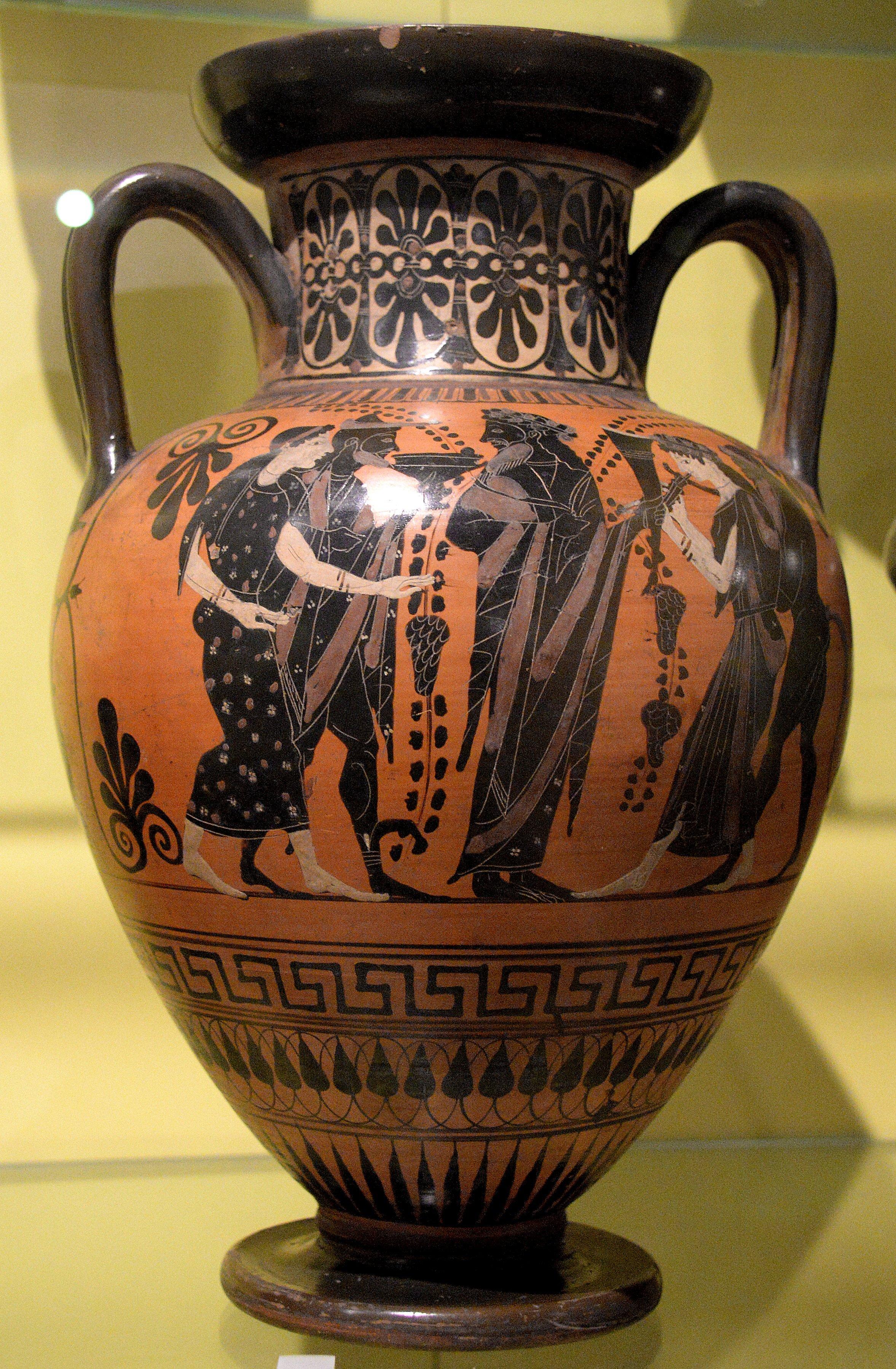 Amphora ancient history encyclopedia amphora wine storage jar floridaeventfo Gallery