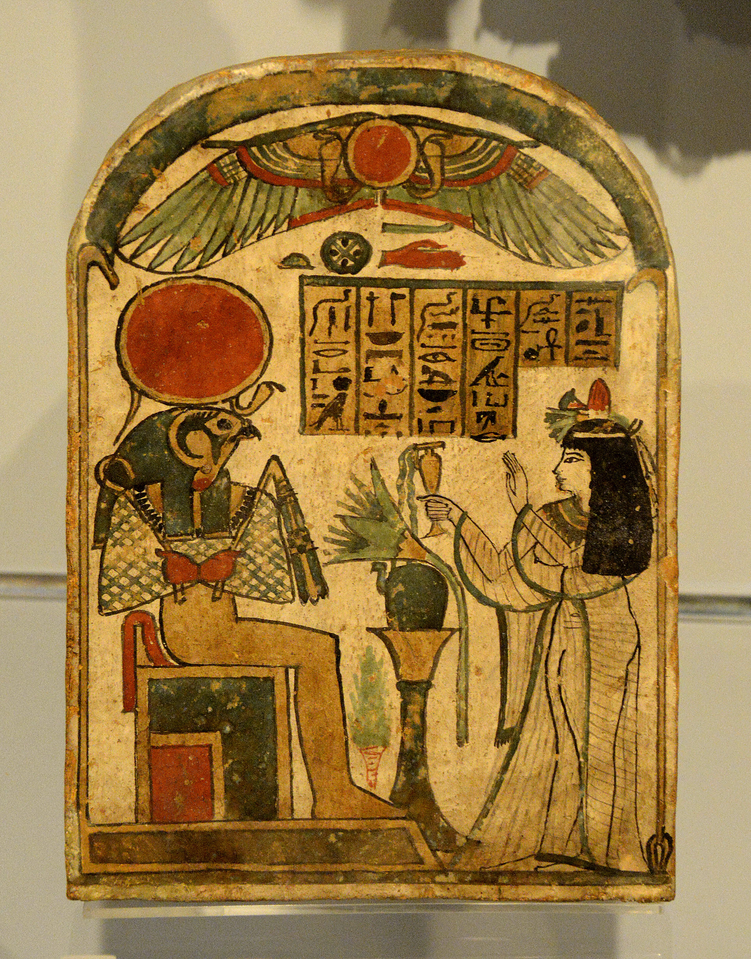 Horus ancient history encyclopedia ra horakhty stela biocorpaavc Gallery