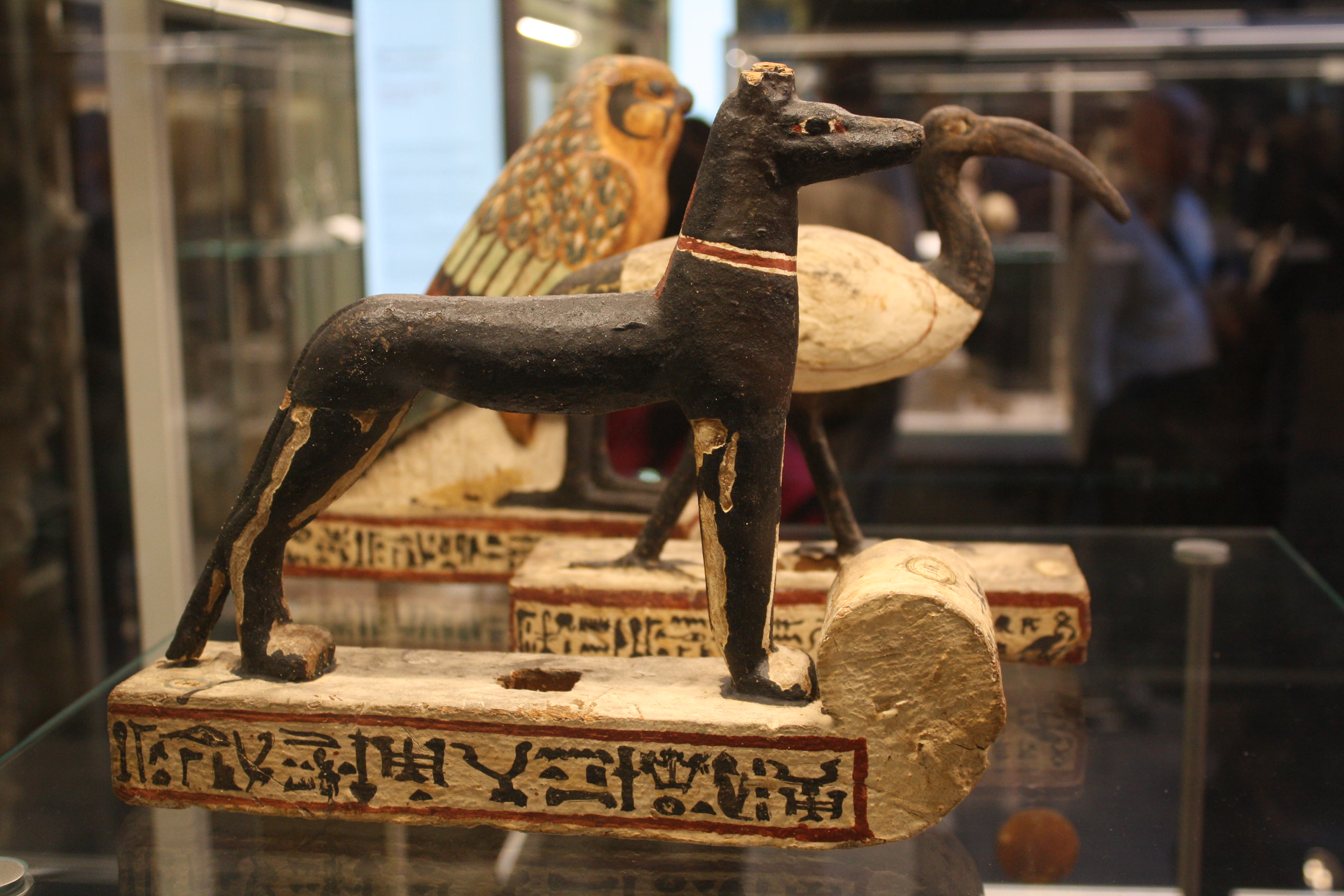 Anubis ancient history encyclopedia anubis thoth horus biocorpaavc Gallery