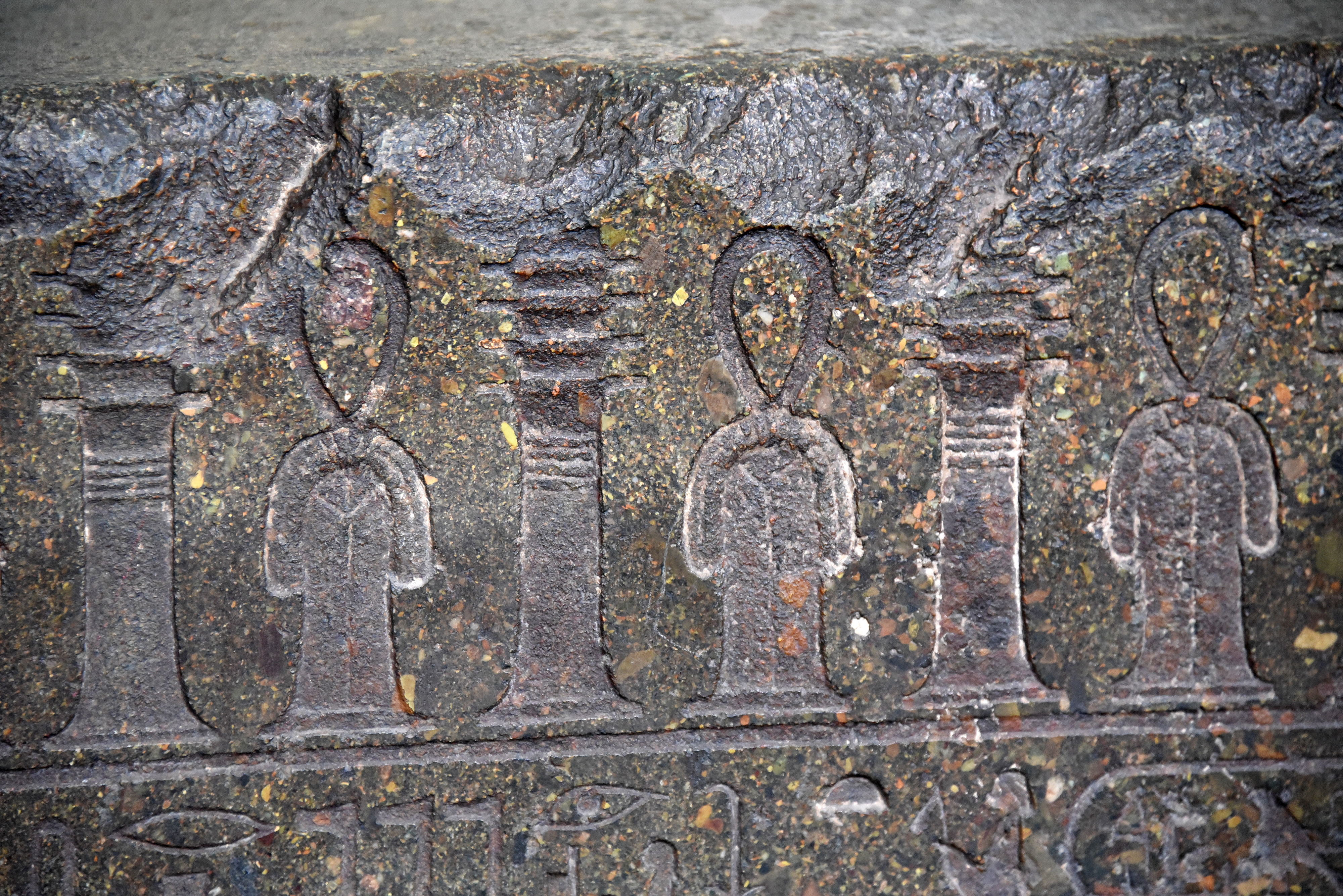 Ancient egyptian symbols article ancient history encyclopedia it represented protection and security and was often paired with the ankh thus offering the dual security of both isis and osiris buycottarizona