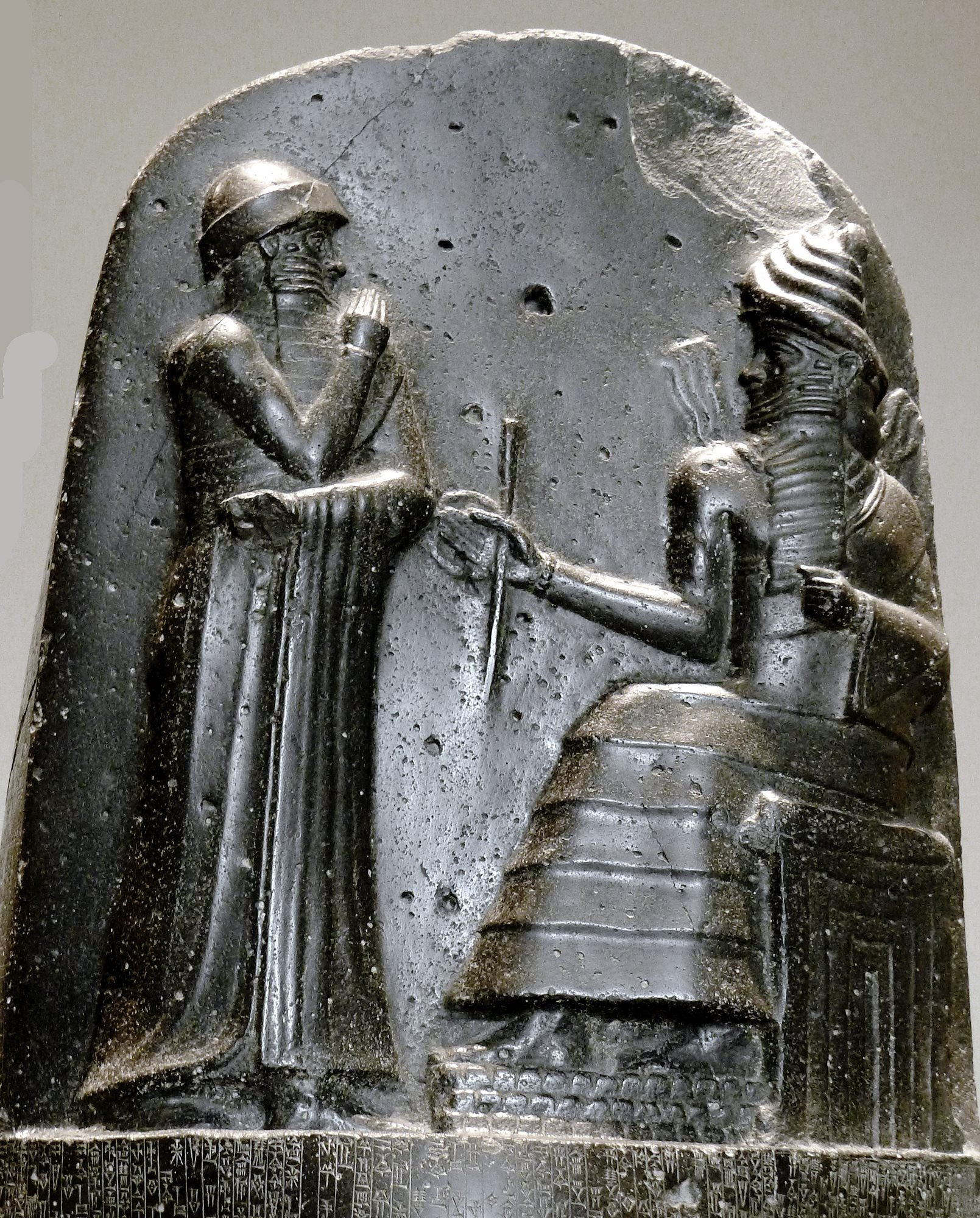 Writing an essay on Hammurabi's Code?