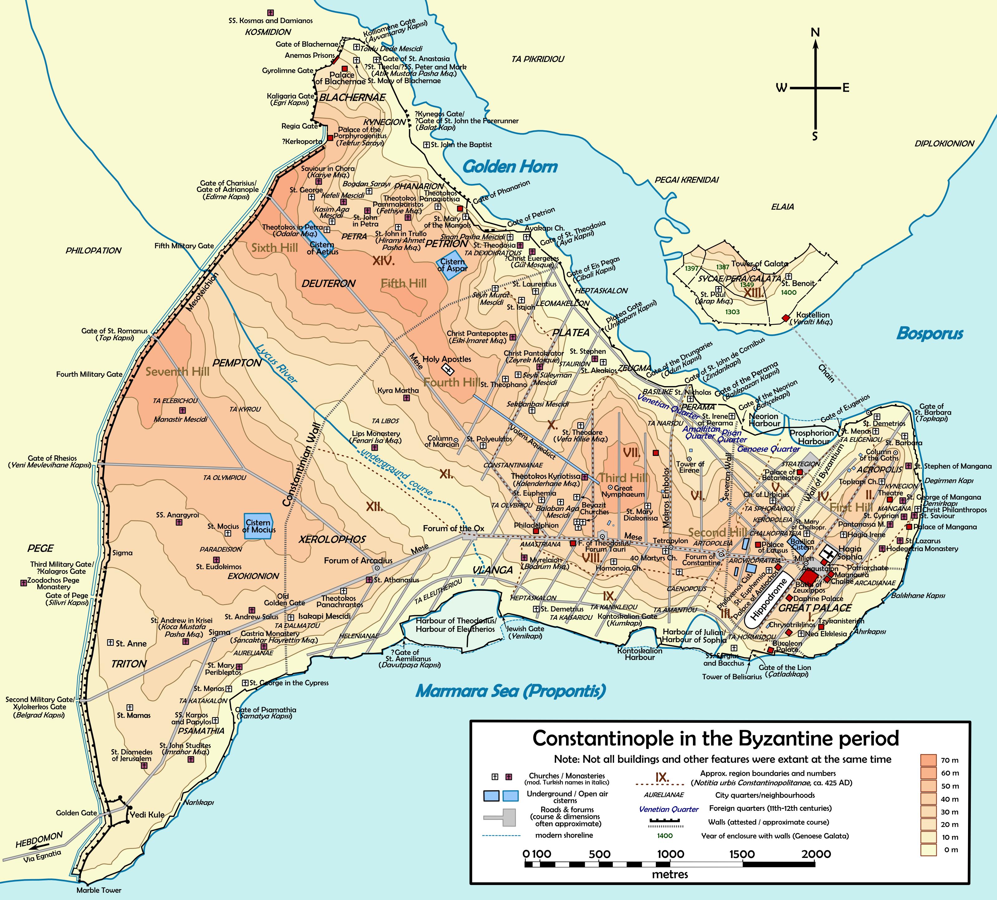 Byzantine Empire Ancient History Encyclopedia - Map of egypt greece and rome