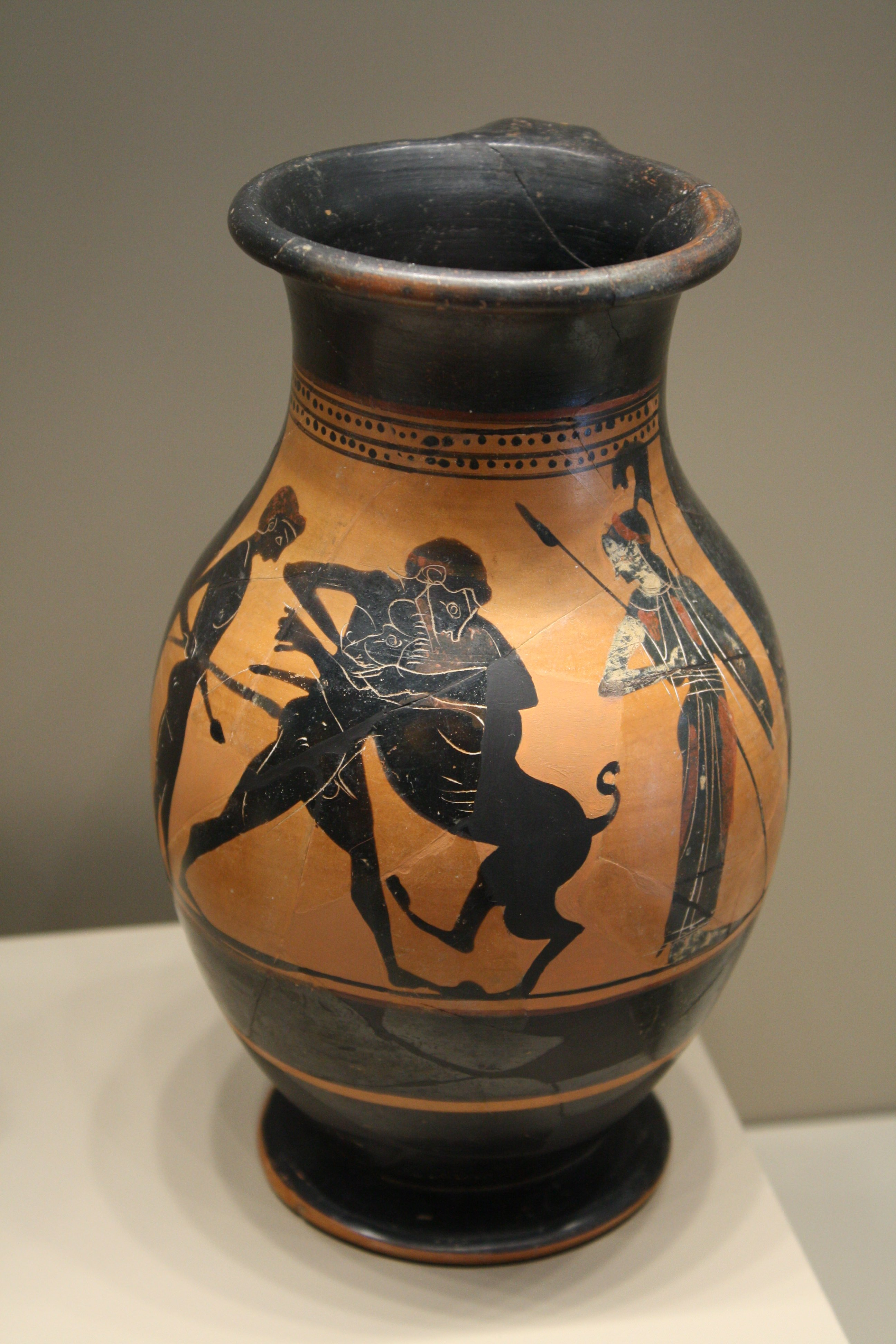 A visual glossary of greek pottery article ancient history hercules the nemean lion floridaeventfo Gallery