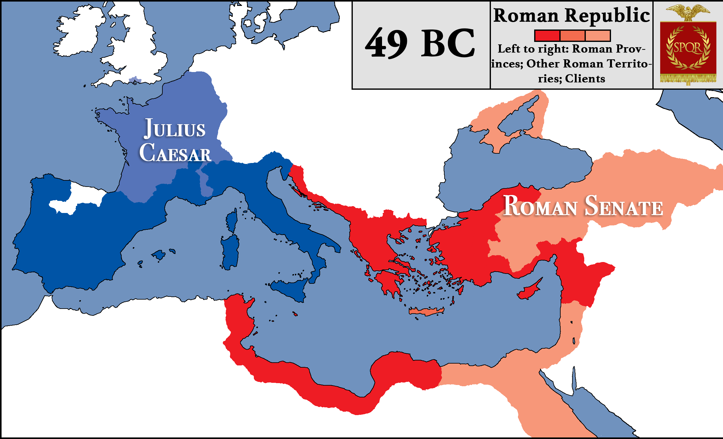 a history of rome under the caesars Learn more about leader julius caesar of a new chapter in roman history by age 31, caesar had fought in several time caesar was governing under.