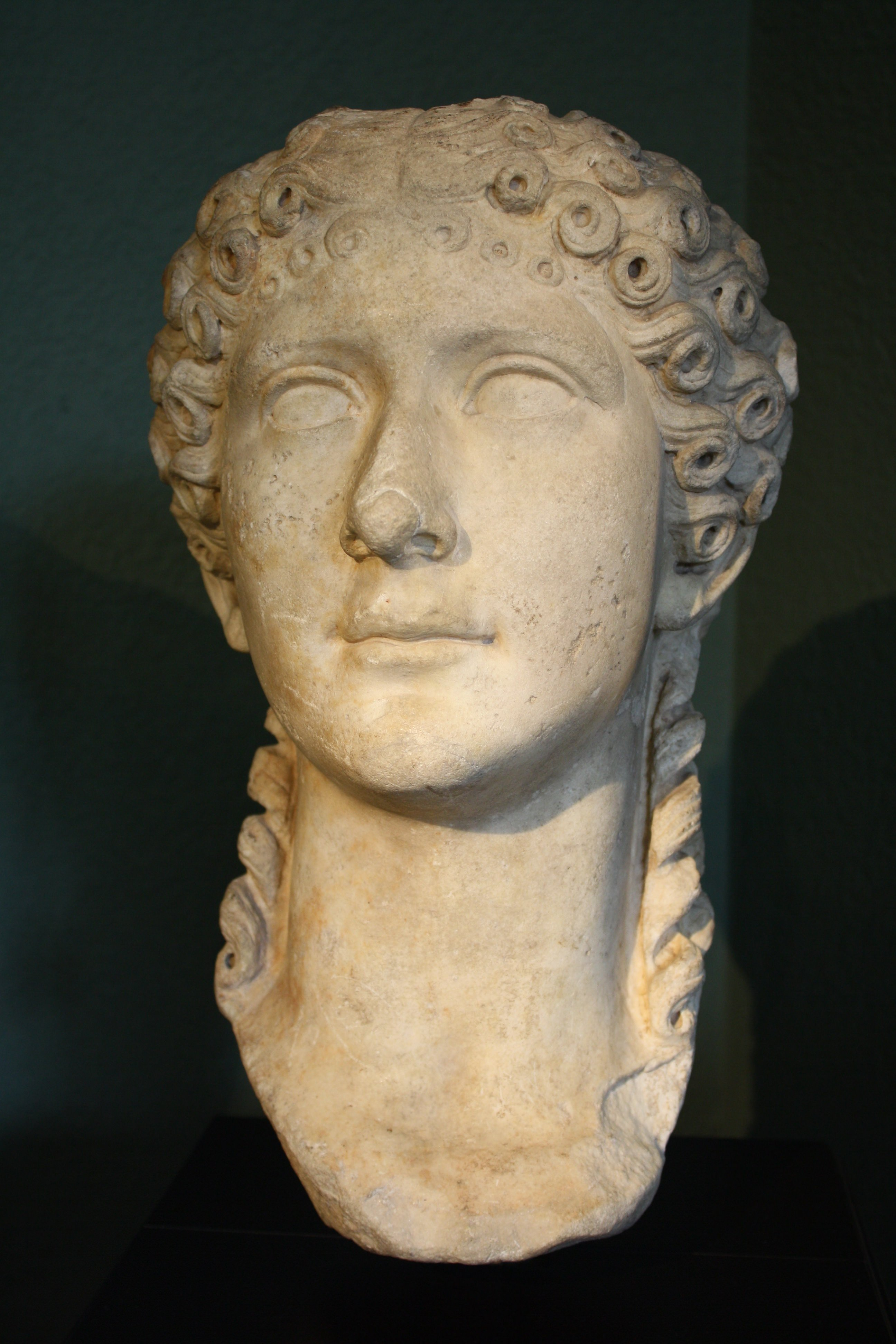 Agrippina The Younger Illustration Ancient History