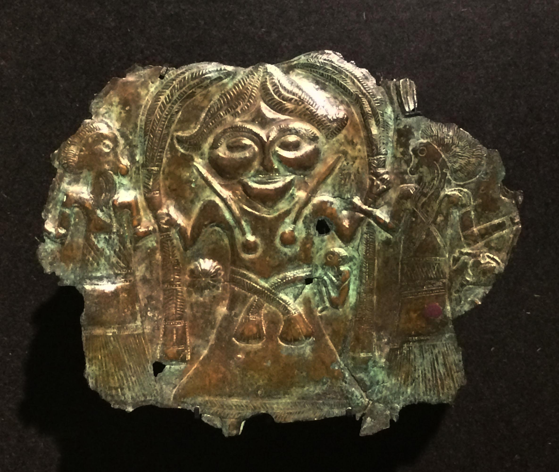 Bronze Sheet from Luristan