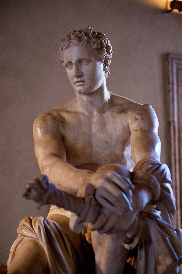 Greek God of War Name The Ancient Greek God of War