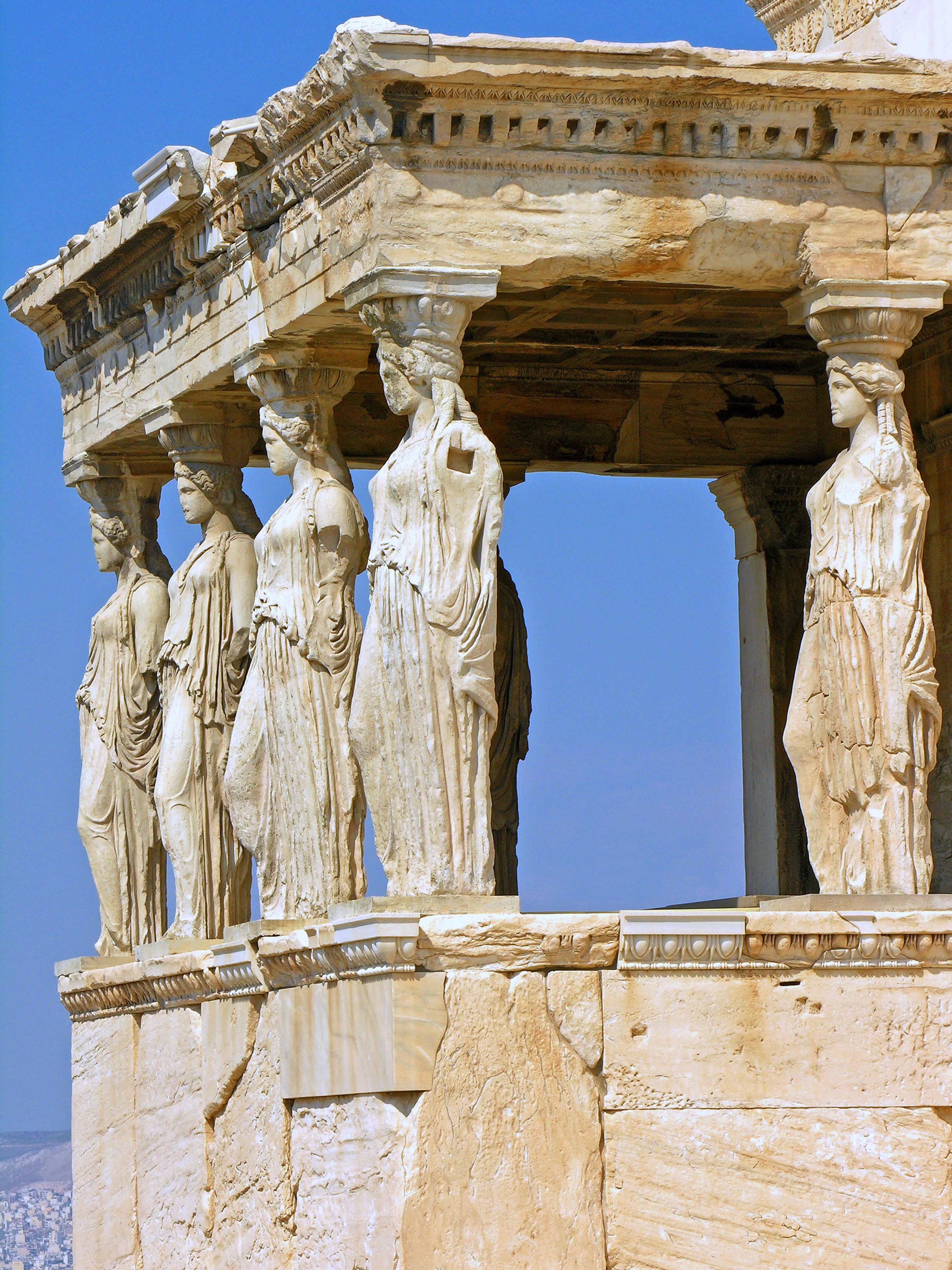 a visual glossary of classical architecture (article) - ancient