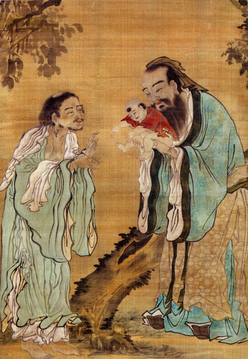 comparison of jesus and confucius Jesus miracles of raising the dead and  confucius was a wise philosopher that contributed  many are tempted to make anthropomorphic comparisons of.