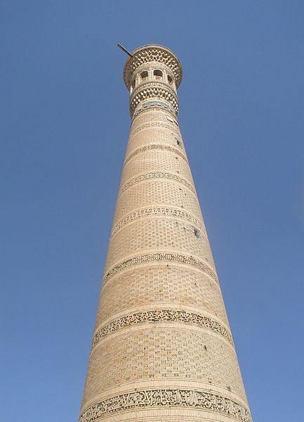 Minarete Vabkent