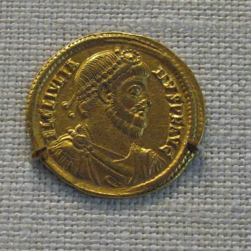 Gold Solidus of Antioch