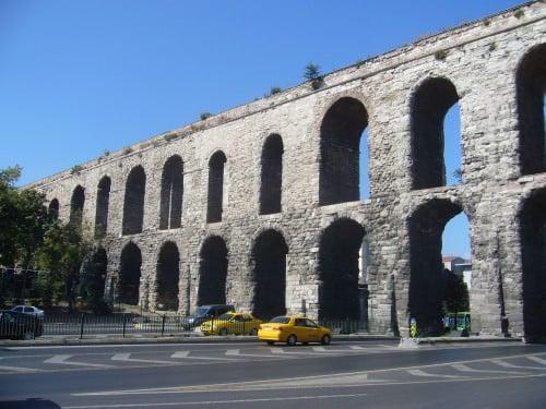 Acueducto de Valens, Constantinopla