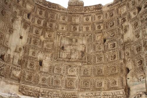 Detalle, Arco de Titus