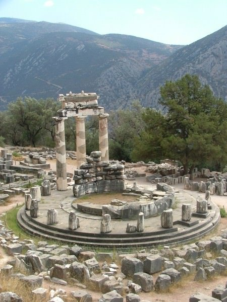 Delphi - Ancient History Encyclopedia