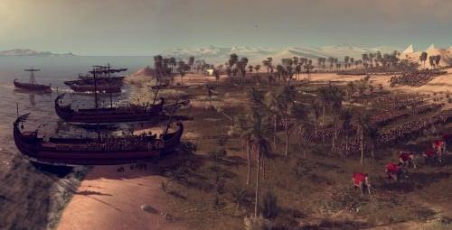Atterraggio navale