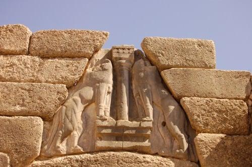 Mycenae, Greece.