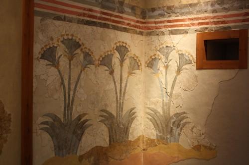 Papiro Fresco, Akrotiri