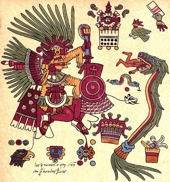 Xipe Totec - Ancient History Encyclopedia