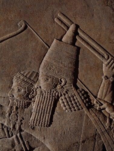 King Ashurbanipal